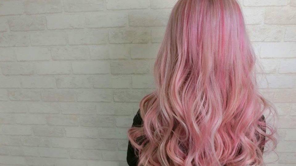 民眾喜愛改變髮色 (圖 ∕Jacob-Hair授權使用)