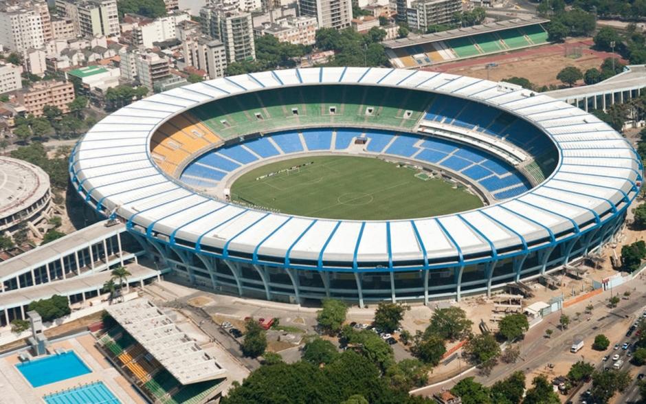 圖為2016年里約奧運主場館/圖片來源:網易體育