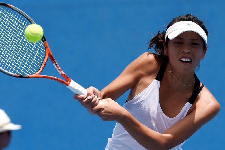 台灣網球選手謝淑薇