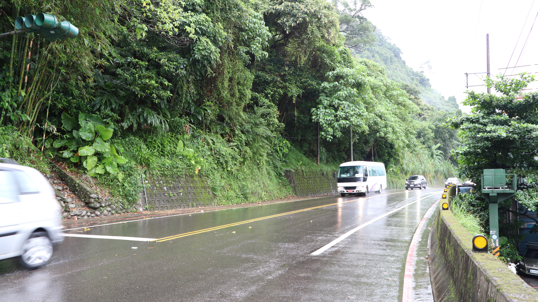 山區皆為颱風災害高危險地區,消防局呼籲民眾避免前往。攝影/周宛蓁