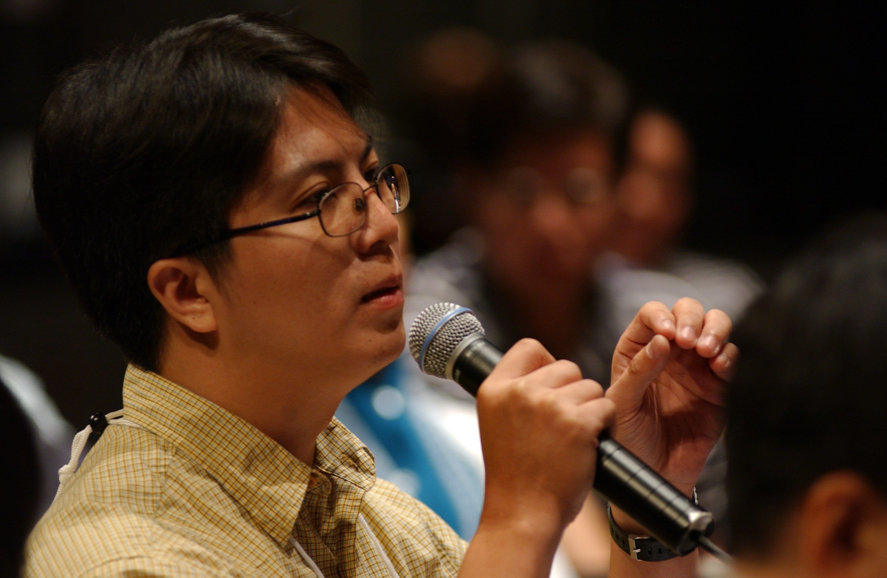 于善祿為台北藝術大學的教授。 圖片來源/于善祿提供