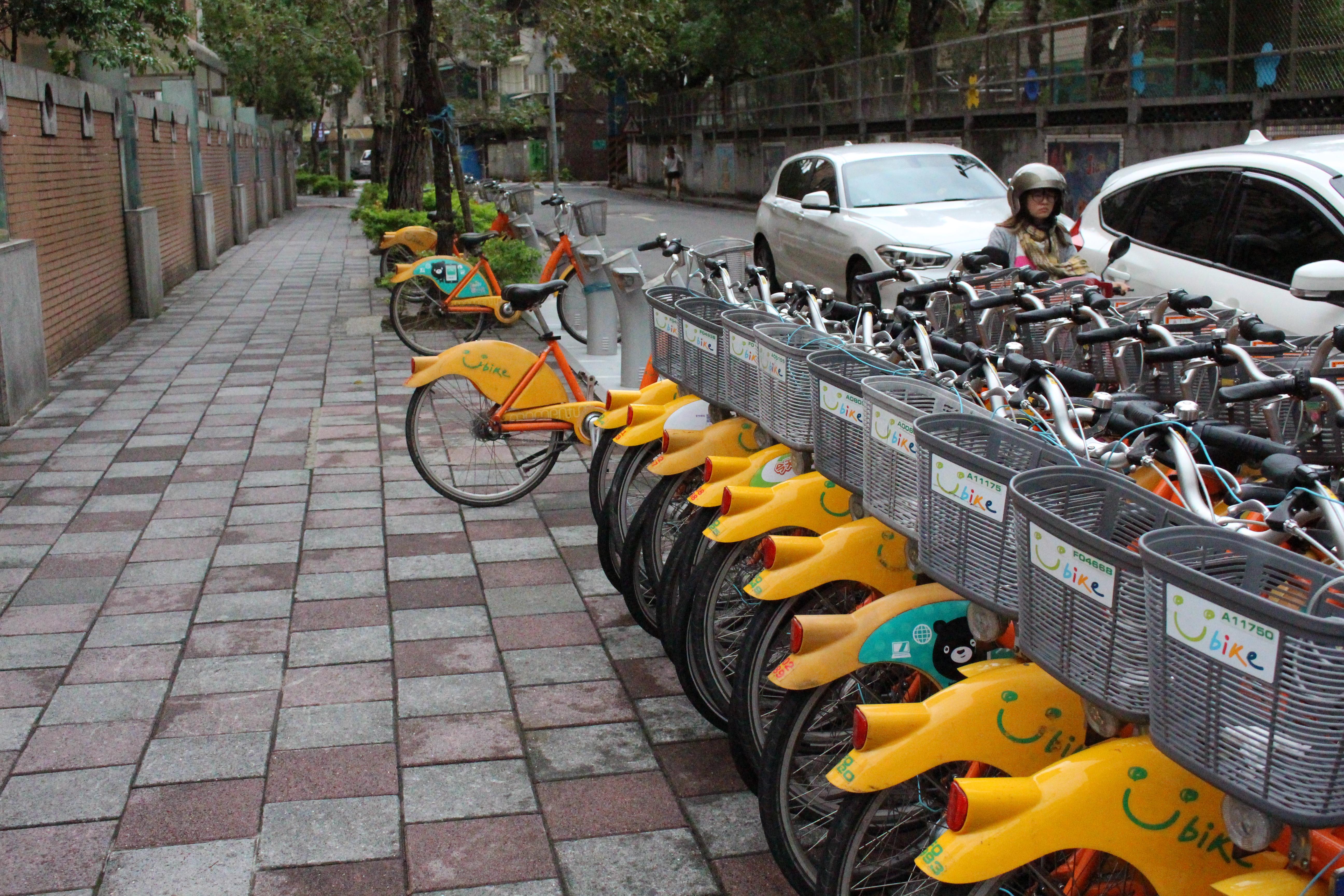金管會正在著手進行自行車強制險的研擬。攝影/謝孟儒