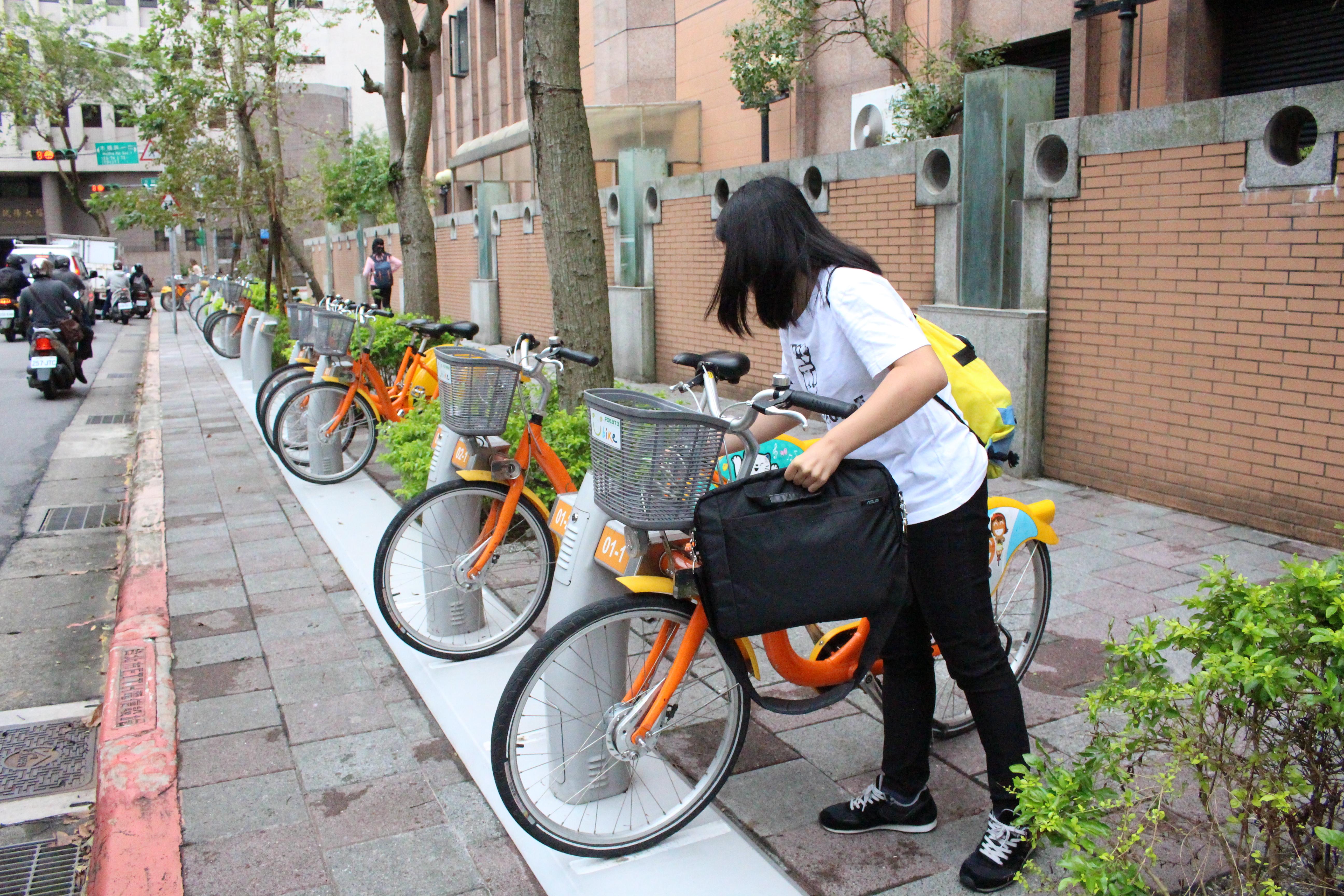 Ubike於雙北市盛行,其安全規範卻尚未跟進。