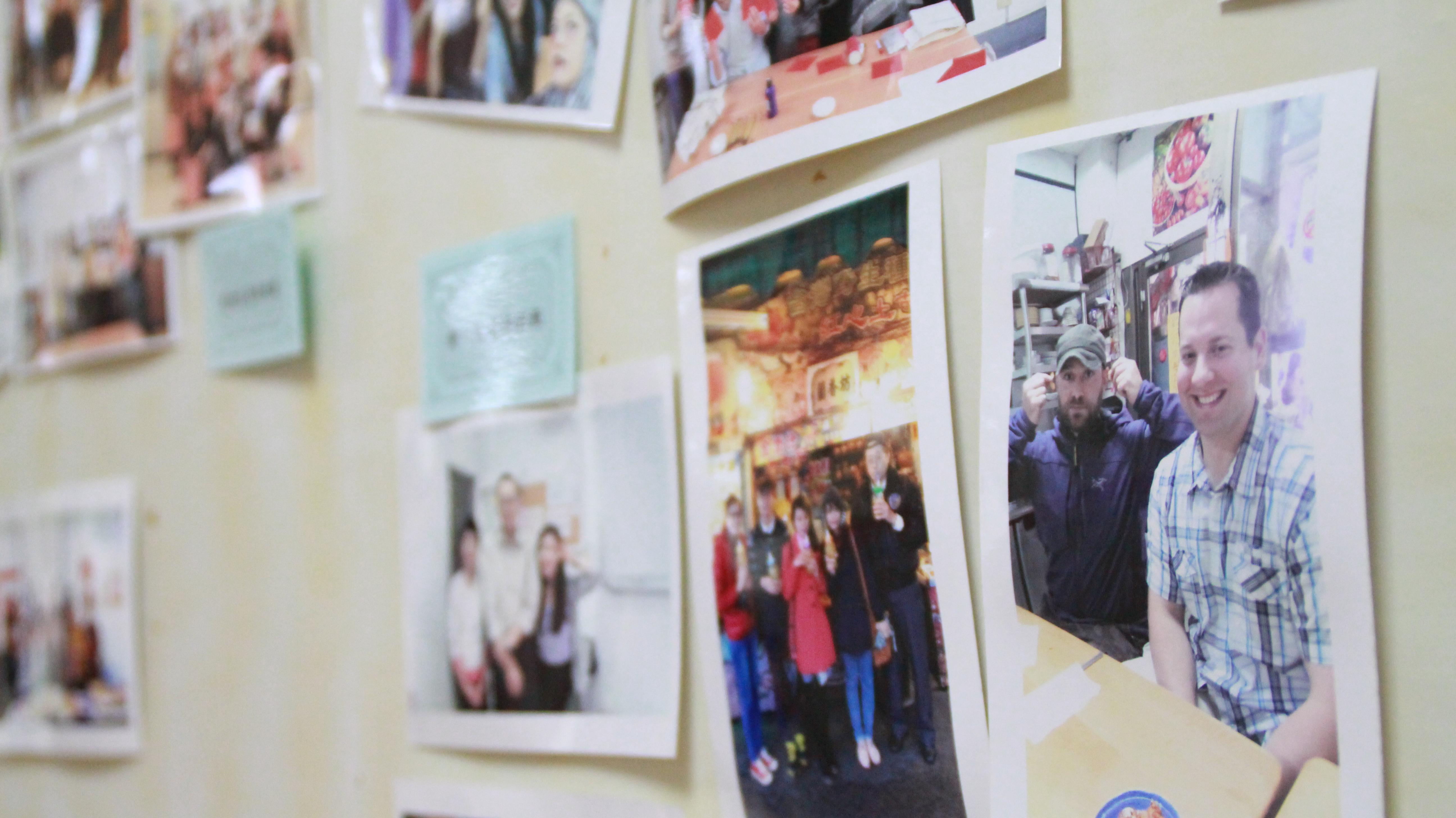 淡江華語文中心致力於華語文推廣多年,透過不同課程服務來自各地的外國朋友。攝影/莊詠豪