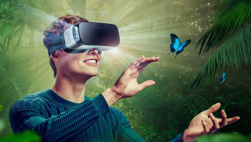 台科大戴文凱教授表示:看好未來VR在娛樂產業市場,使人們走入故事體會故事,沈浸在vr的世界。圖片來源/technews