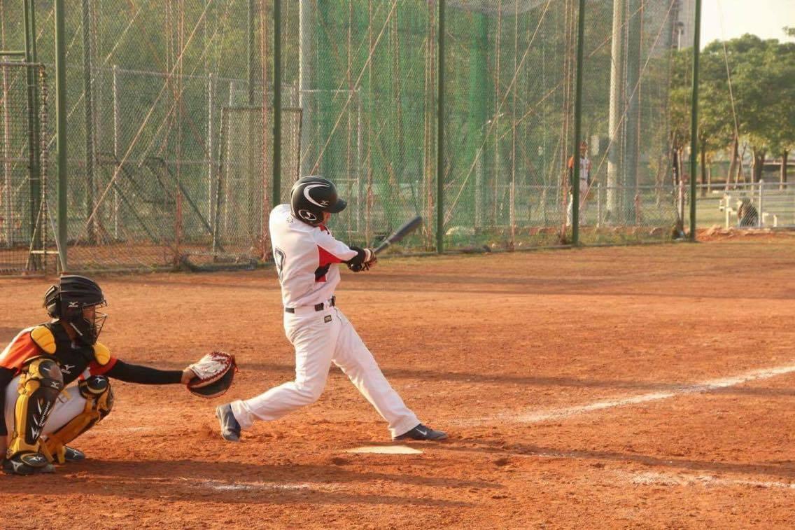 世新棒球隊盼能再創佳績。照片來源/世新大學棒球隊