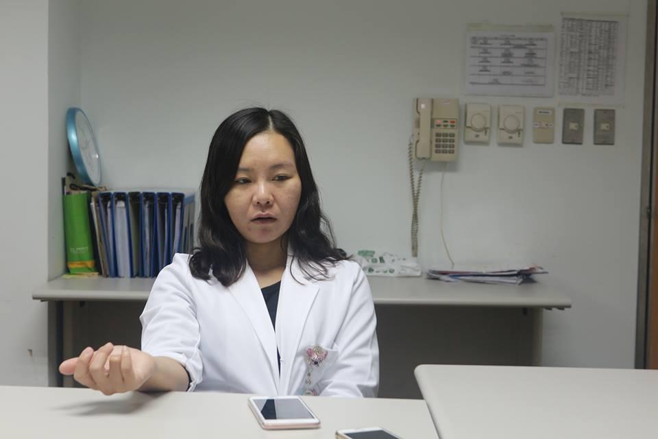 耕莘醫院心臟內科主治醫師陳矜卉表示,最常見的就是沒有原因導致患上高血壓,年輕或是年長的人也可能會罹患高血壓,因此不可忽視。攝影/圖佳