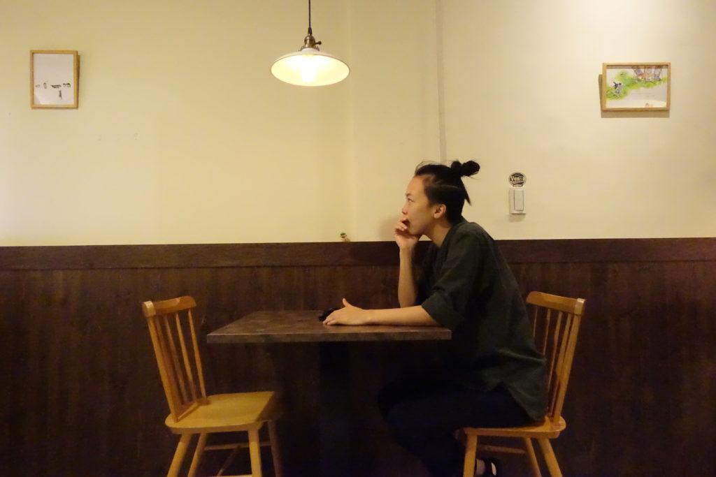 "Ku, Sin-ru (古欣茹), ""Hey Artists"" project photographer / Lan Ting(藍婷)"