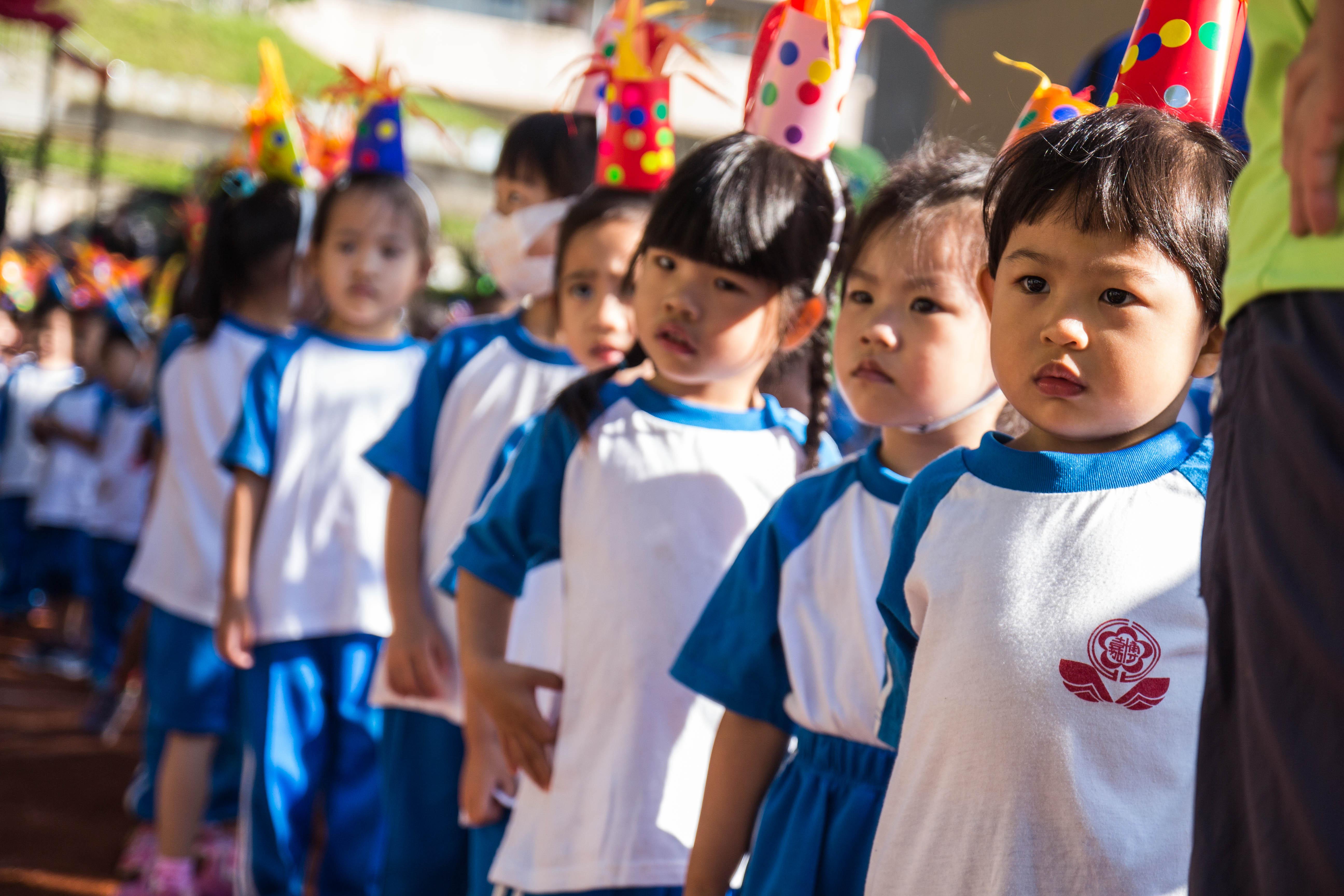 改良傳統教育模式,提倡適性發展,展現學生多元特色。攝影/高子涵