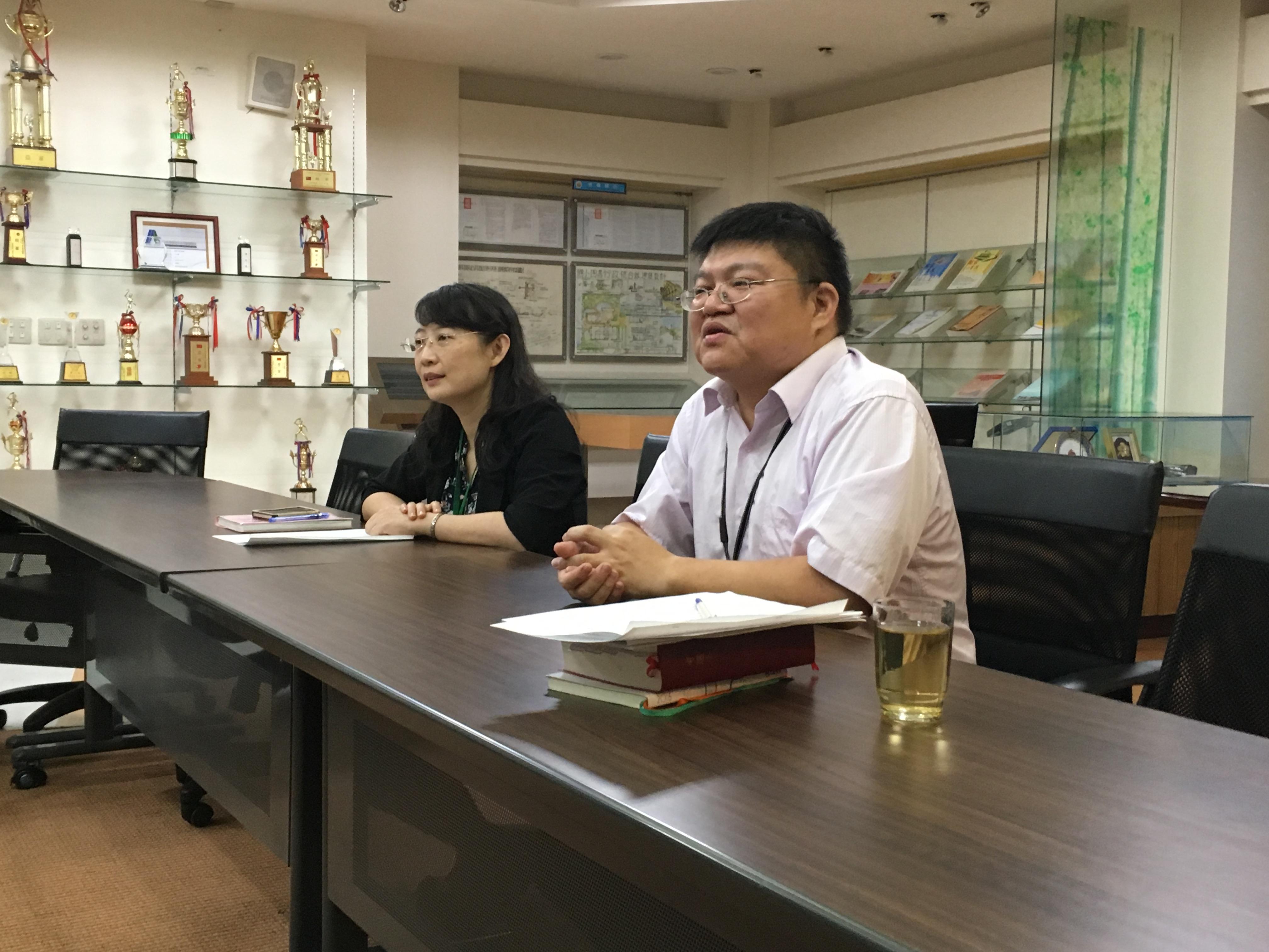 考試院特種考試司科長翁文彬表示,現為研擬階段,不排除改為單一制。攝影/羅紹齊