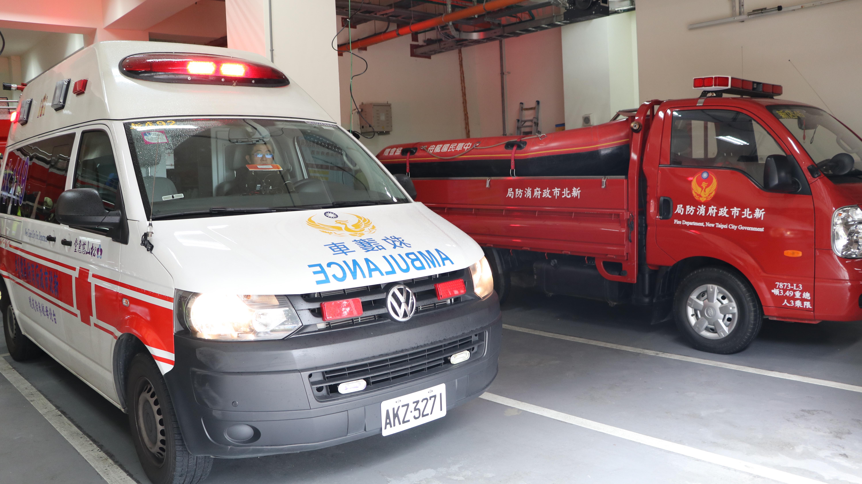 消防局盼在救援上有嶄新突破。攝影/戴葳