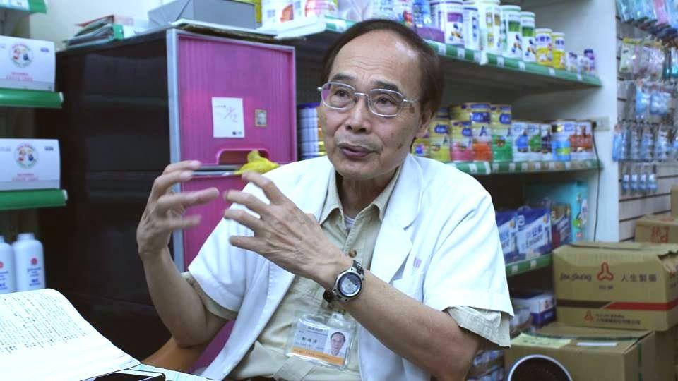 鄭德清藥師表示,應對症下藥才能有最好的效果。攝影/黃子洋