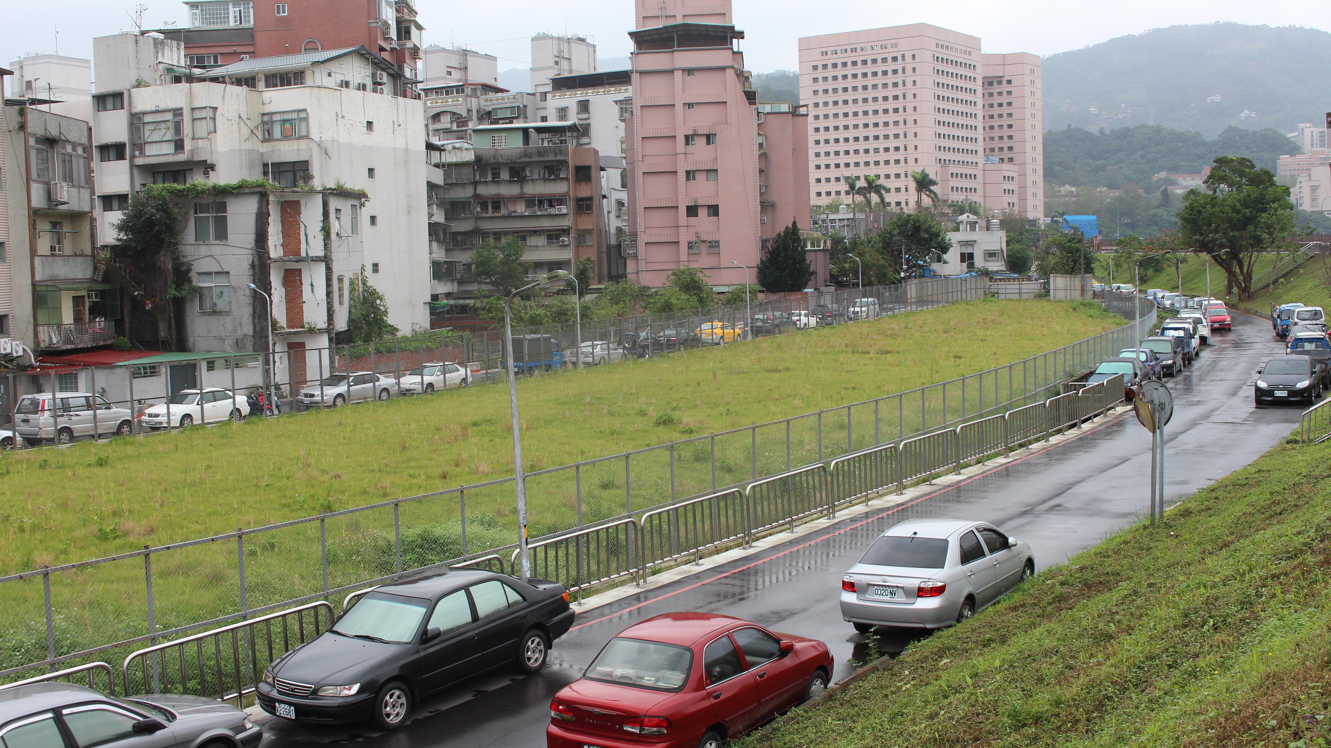 文山一期重劃區已完成土地劃分,權狀發還地主。 攝影/謝孟儒