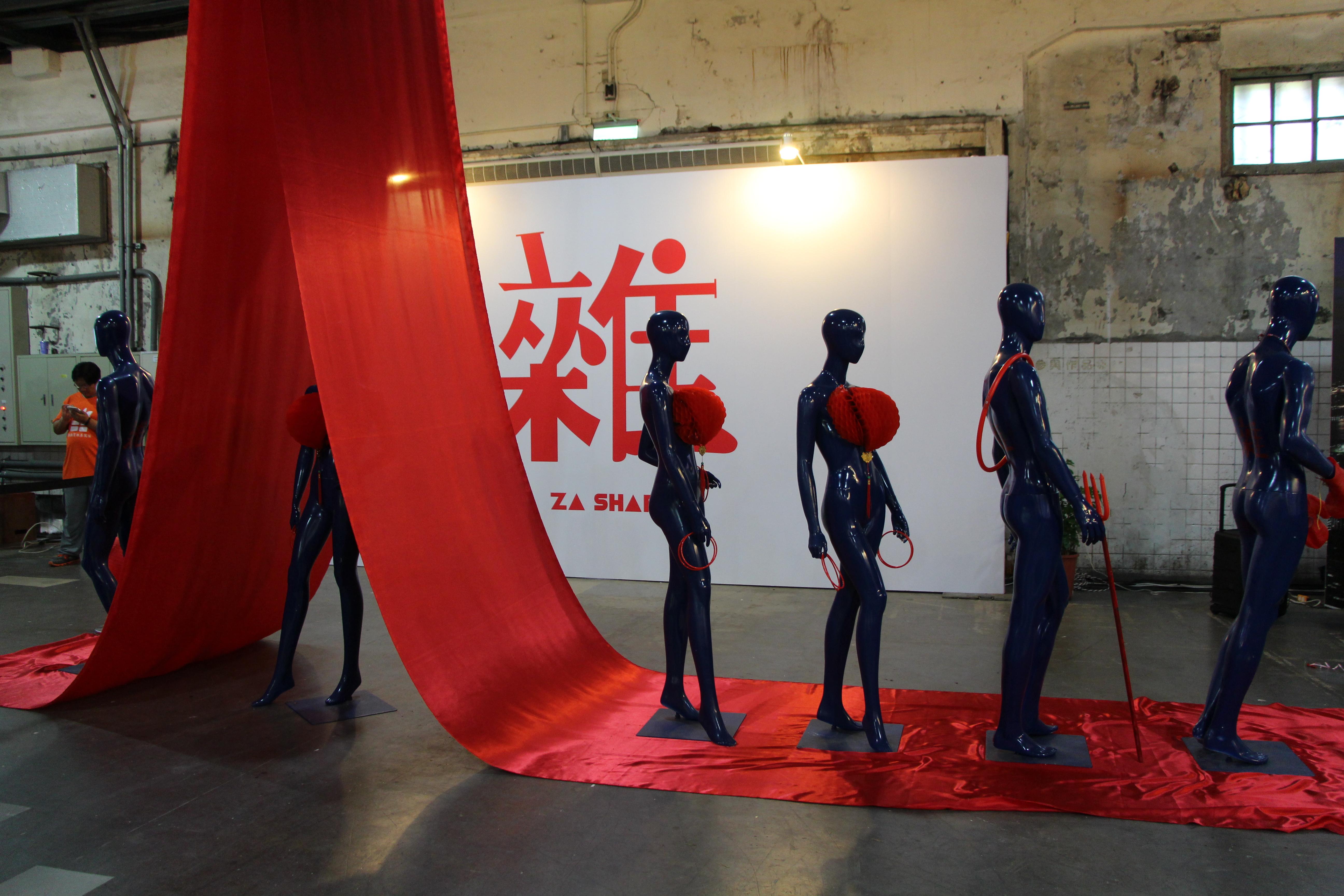雜學校-一個由民間自主發起由下而上的社會創新策展,希望創新台灣教育思維。攝影/黃馨毅