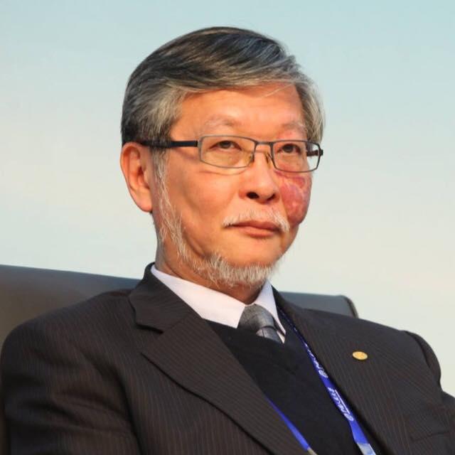 Professor Chiu, Chun-yen (邱駿彥 ) teaches labor law. Photo/Chiu, Chun-yen(邱駿彥)