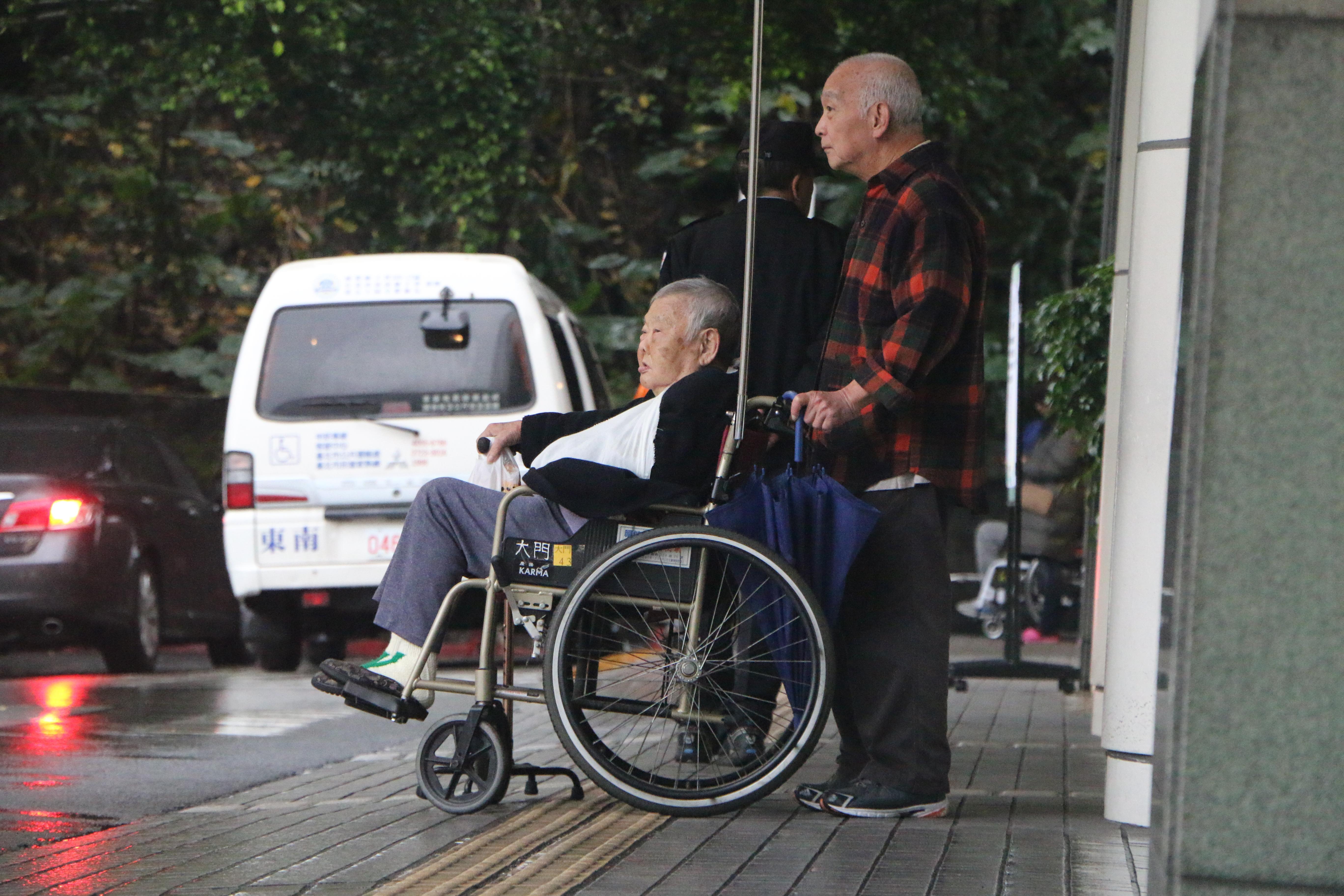 高齡化社會,老人照護需求增加。攝影/莊喻婷