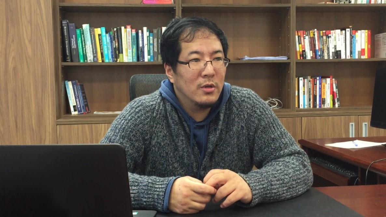 台灣大學經濟系馮勃翰教授表示法令需要變得更有彈性,兼容並蓄。攝影/布子如
