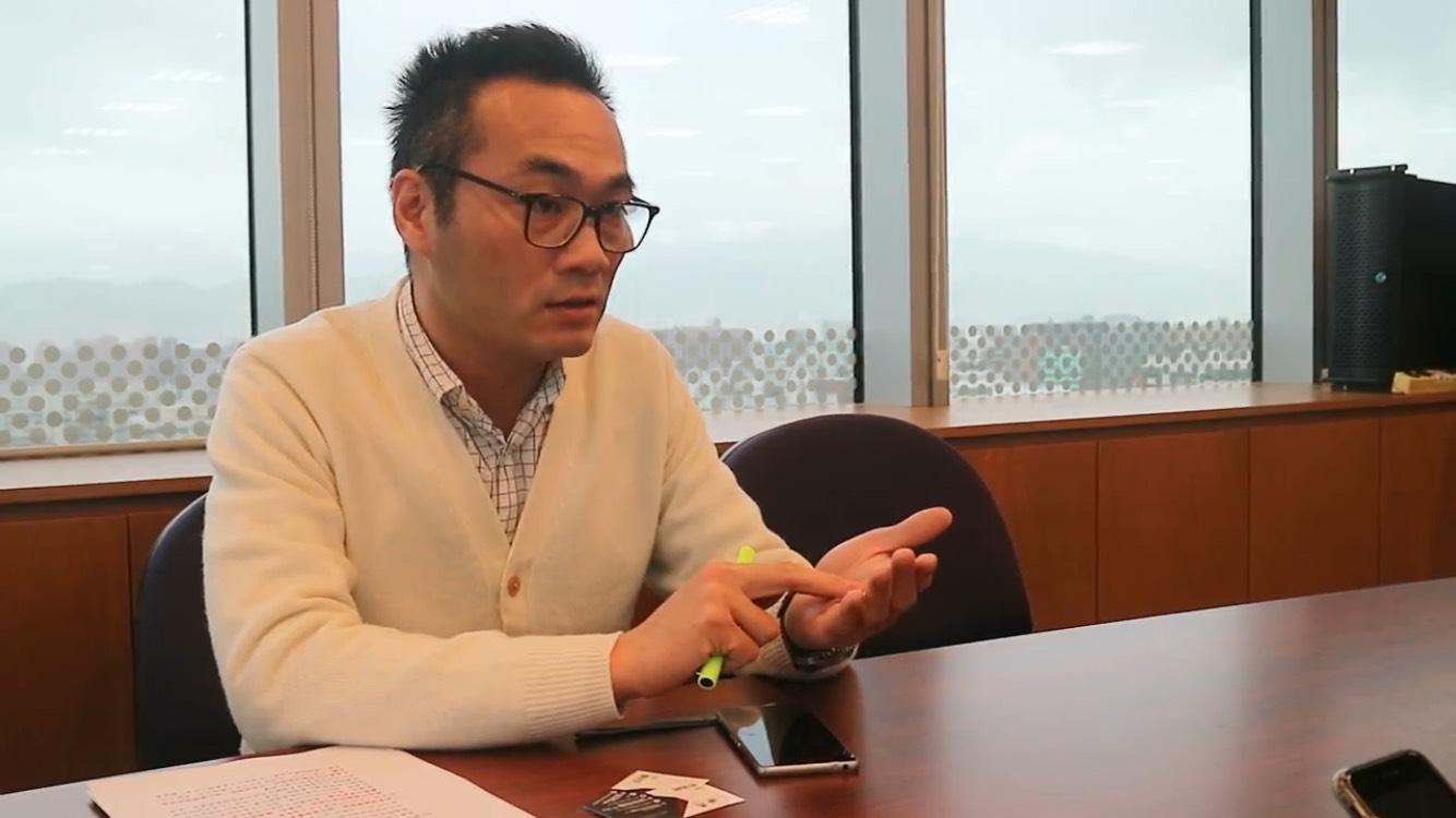 都發局企劃科股長蔡昆達表示,政府承諾會做檢討,並降低容積率。攝影/許祐祥