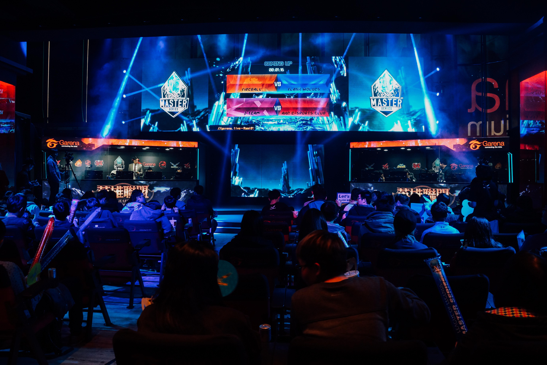 近年「電子競技」開始獲不少國家承認為一項新的運動項目。攝影/潘姿穎