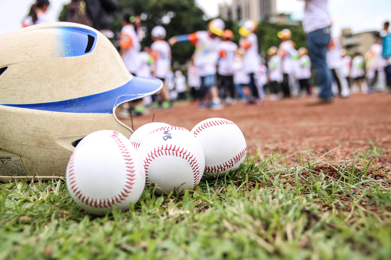 讓棒球不再只是看,更能自身體驗參與。攝影/楊智伃