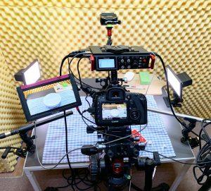 ASMR設備錄音器材