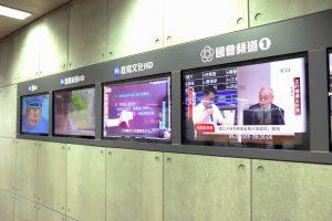 電視新聞追求收視率