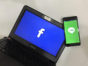 假訊息常在臉書與line出現