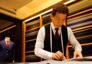 金牌裁縫陳和平 用溫度製作最極致的西服