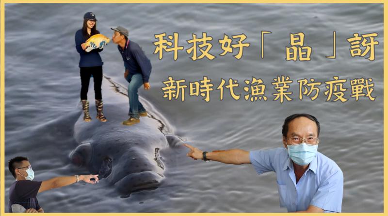 科技化養殖好「晶」訝 新時代漁業防疫戰