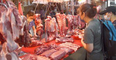 萊豬去向成謎?滿街只見台灣豬標章